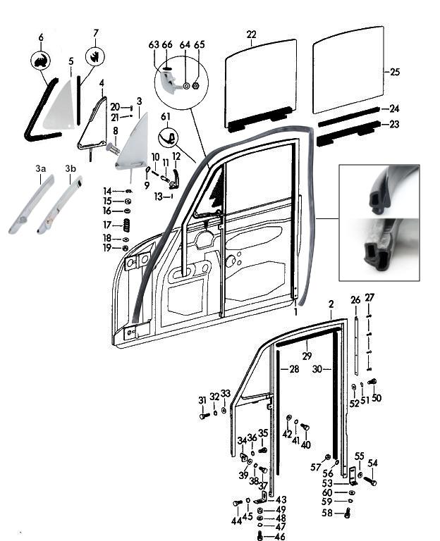 Porsche 356 Ignition Switch Wiring Diagram