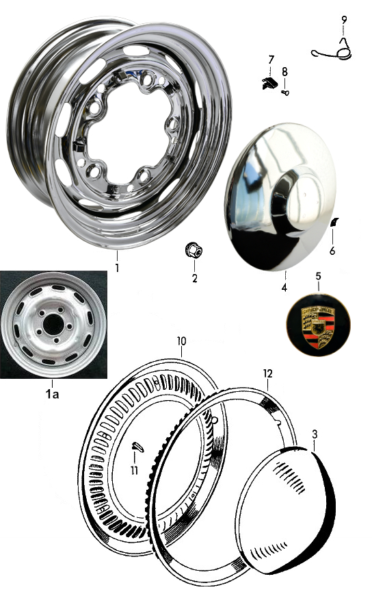 710128 Home Alignment Points Reference moreover Index php additionally Ersatzdichtung Fuer Streetsport Auspuffanlage 861 together with Palmettosponsors likewise 99951100702. on porsche 356 sc
