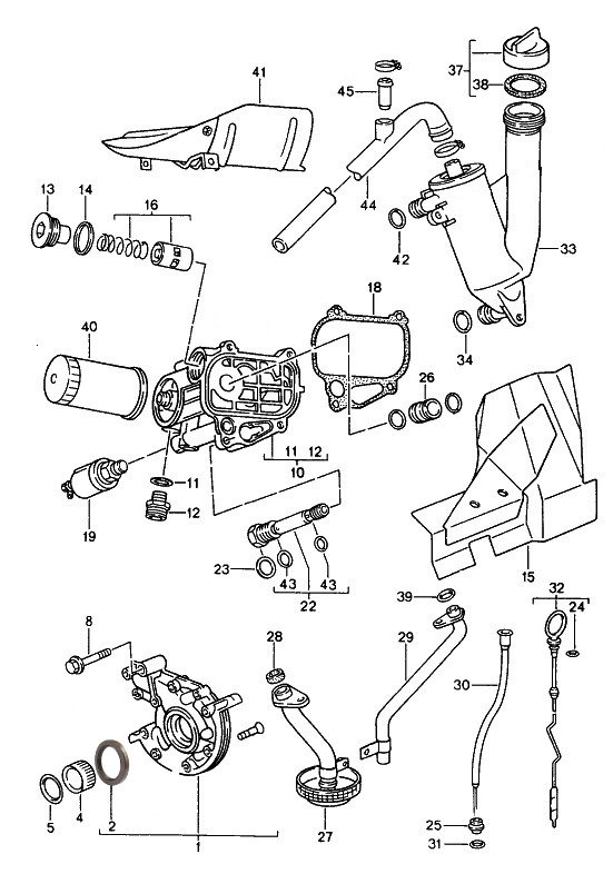Engine Lubrication S2turbo: Porsche 944 Fuel System Wiring Diagram At Scrins.org