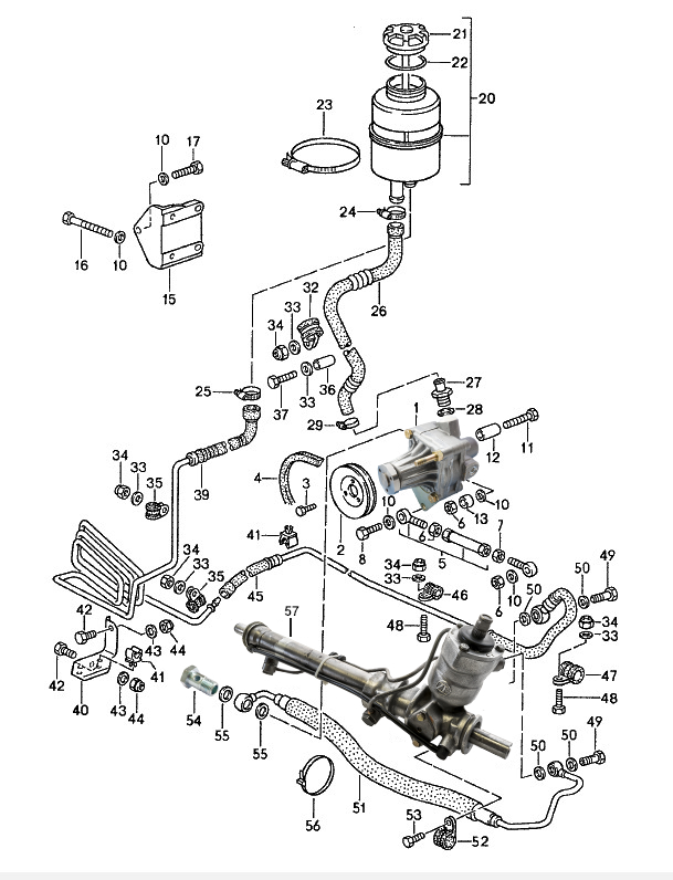 Power Steering Lines 8991: Porsche 968 Starter Wiring Diagram At Ultimateadsites.com